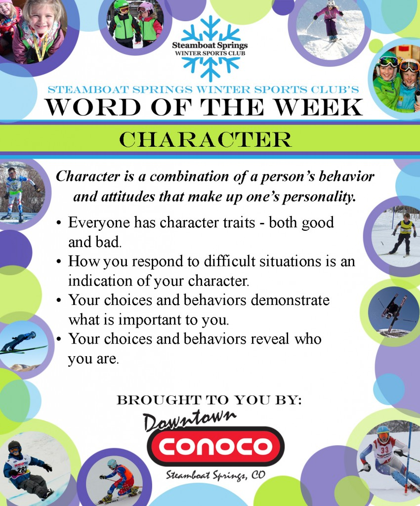 Character WOW