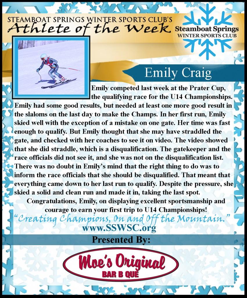 Emily Craig