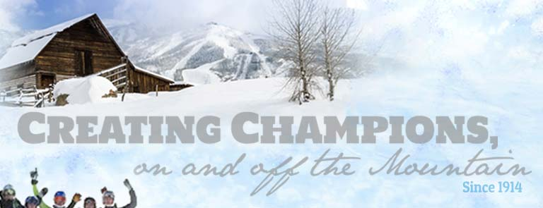 Creating Champions, On And Off The Mountain, Since 1914