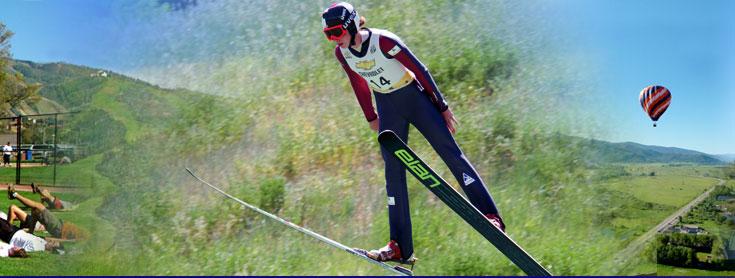 Nordic Jumping Summer