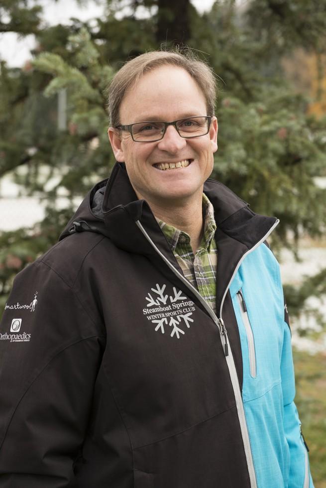 Jon Nolting, Athletic Director