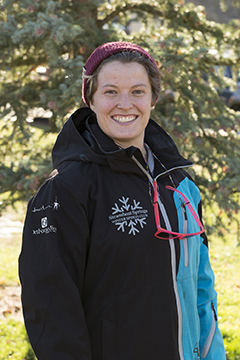 Maddy Schaffrick, Snowboard Freestyle Head Coach