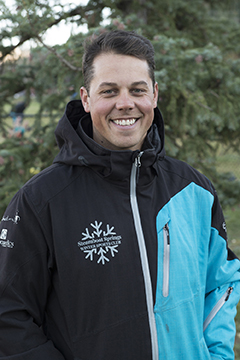 Ryan Wilson, Head FIS Coach