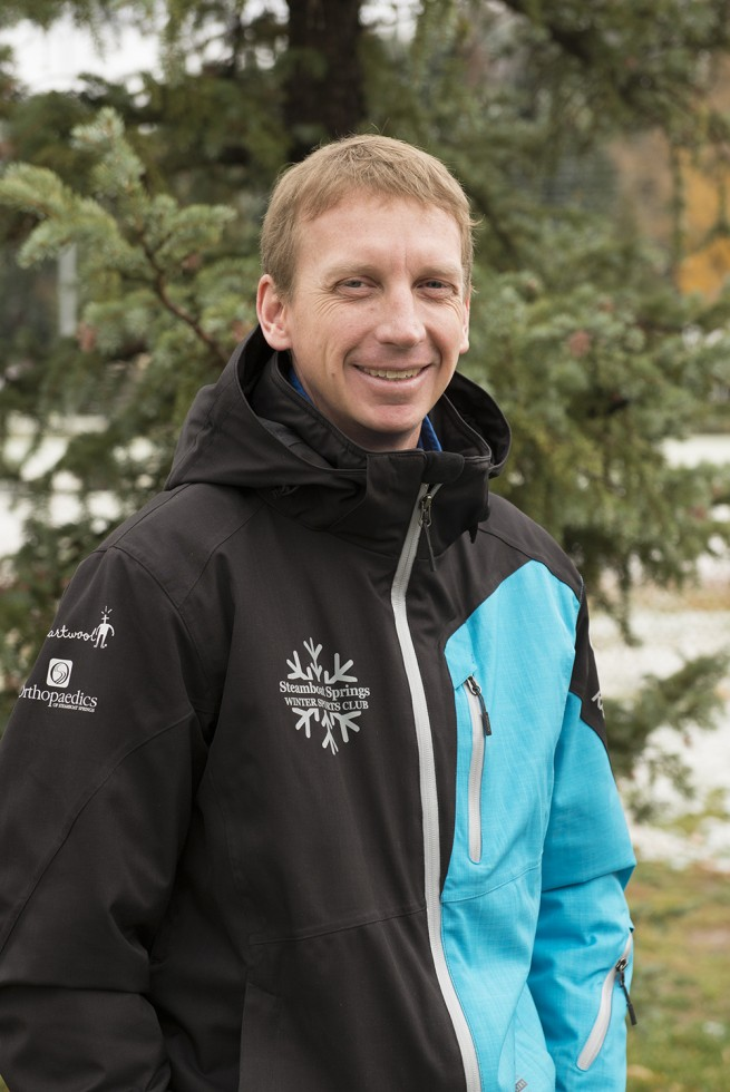 Adam Chadbourne, Alpine Competitive Program Director