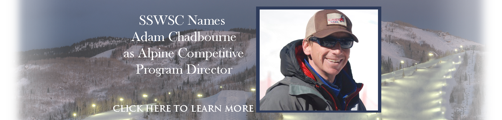 SSWSC Announces Alpine Director