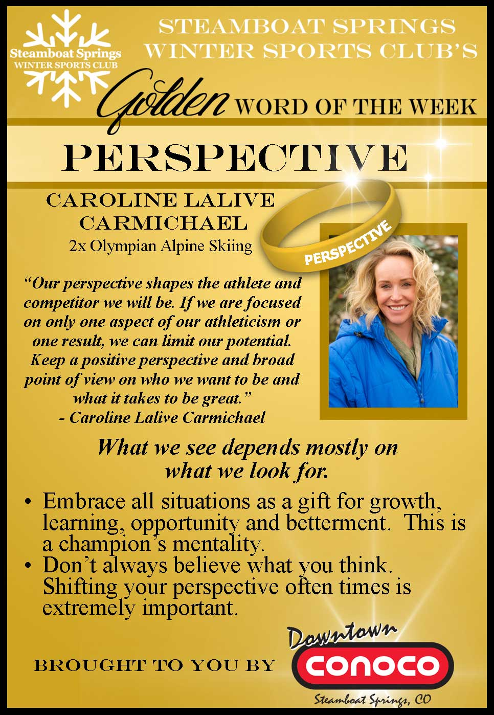 Word of the Week - Perspective