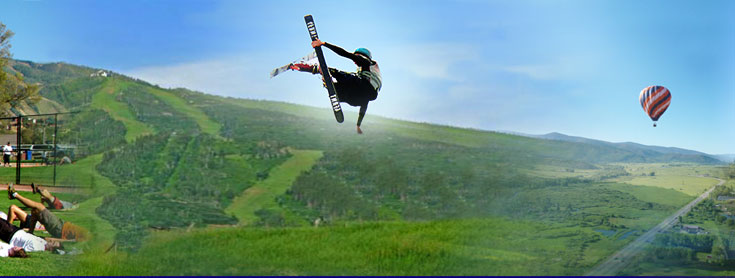 Freeskiing Summer