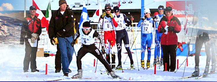 Nordic Jumping Winter