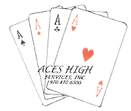 Aces High Royal Flush