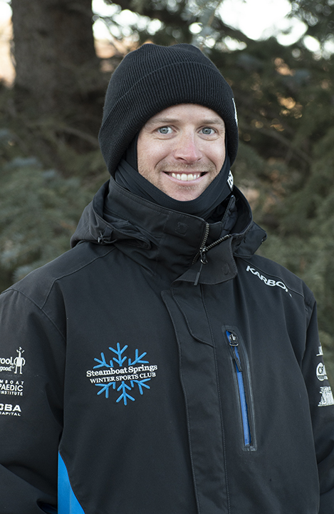 Andy Michnay, Freeskiing Slopestyle Coach
