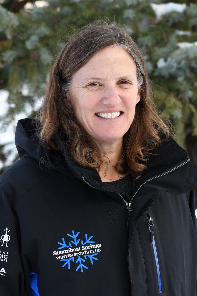 Ann Battelle, Junior Freestyle Coach