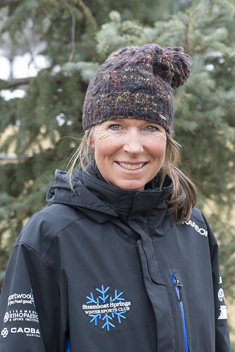 Chantal Knapp, Head U12 Coach/Assistant Women's FIS Coach