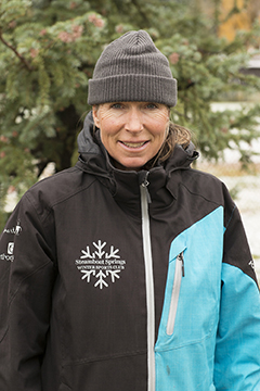 Chantal Knapp, Alpine Head U12 Coach