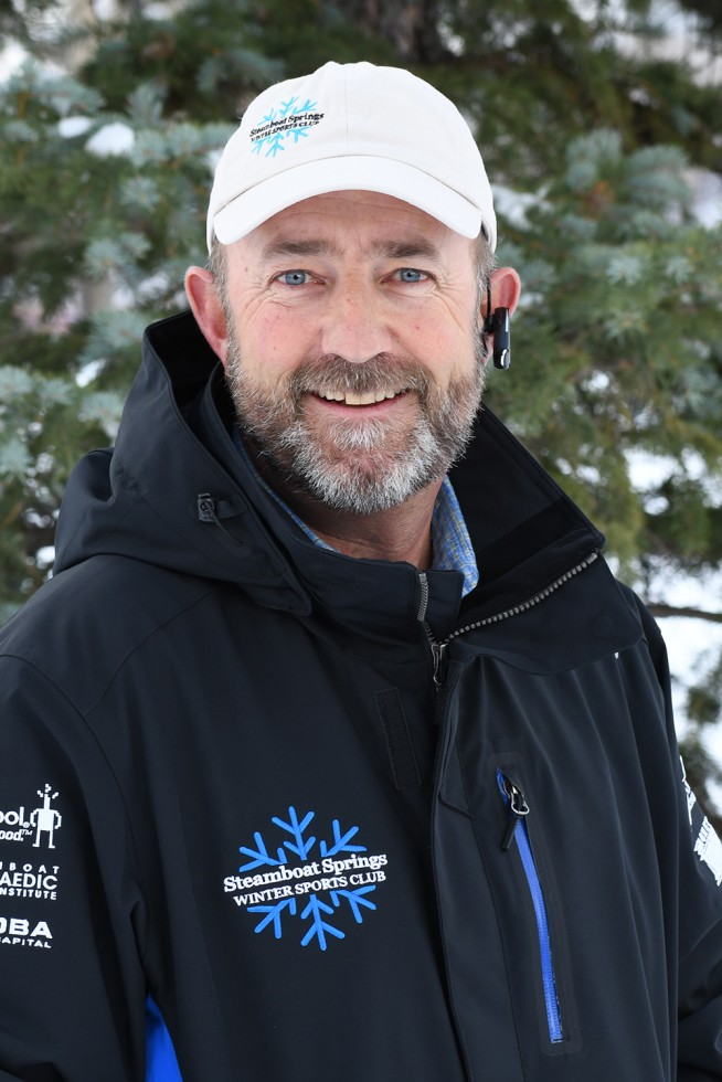 Todd Wilson, SJ/NC Program Director, Ski Jump Facility Manager & Head U10 Coach