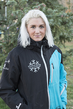Greta Anderson, Cross Country U16/U18/U20 Assistant Coach