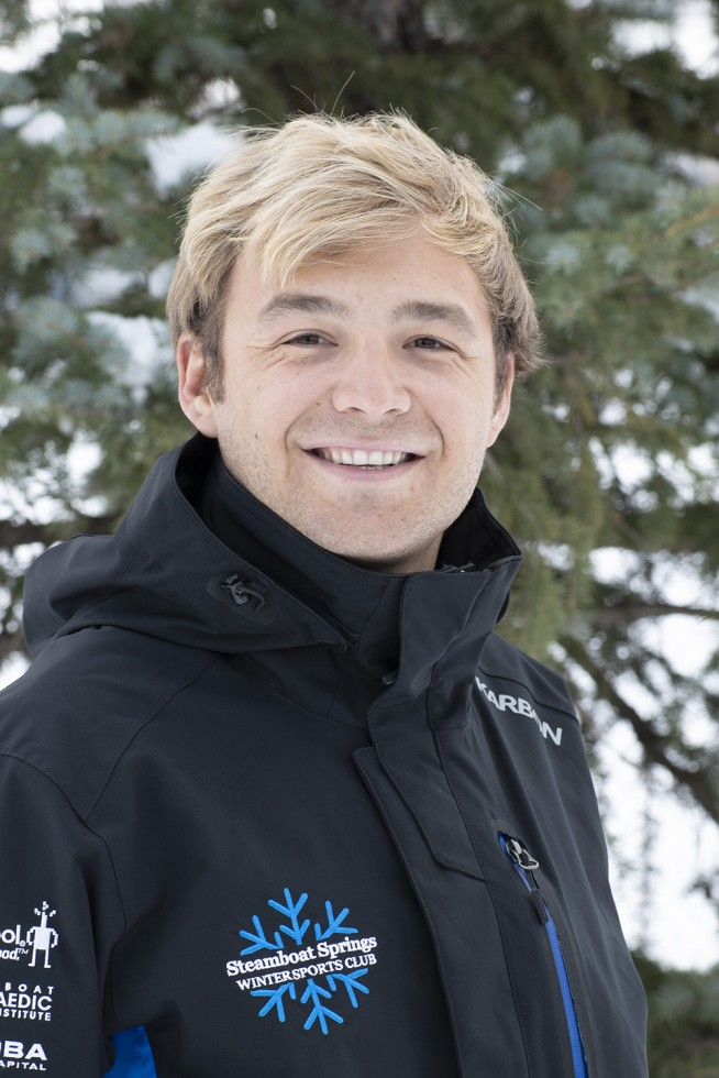 Jake Benda, Head Men's FIS Coach