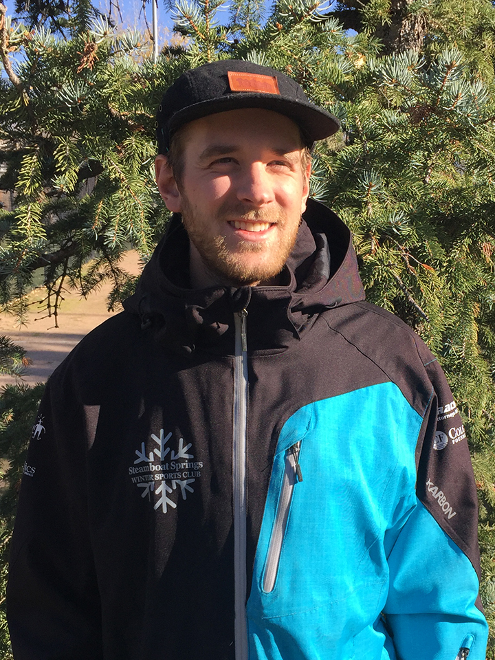 Logan McKee, Lead Jr. Freeskiing Coach