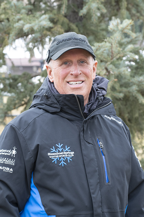 Robert Baker, Alpine Lead Women's FIS Coach