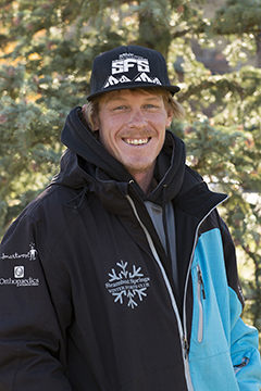 Jon Dean, Freesking Big Mountain
