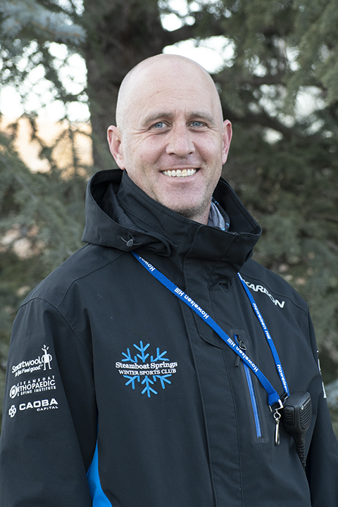 Tyler Shepherd, Alpine Competitive Program Director