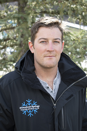 Mike Bansmer, Head FIS Coach