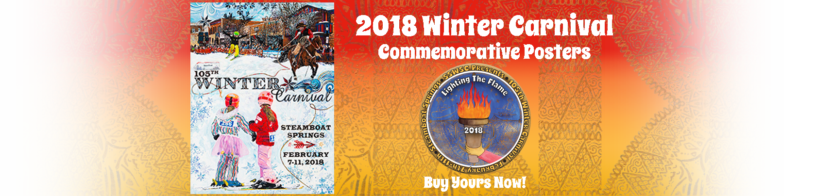 Winter Carnival Posters