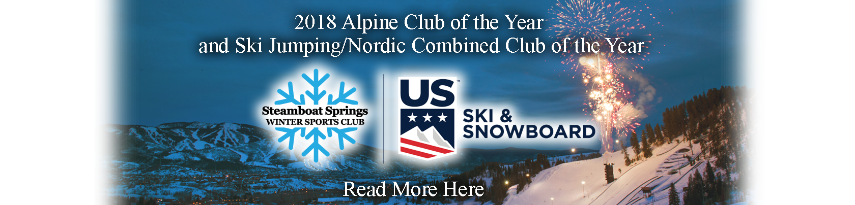 Alpine and NC Club of the year