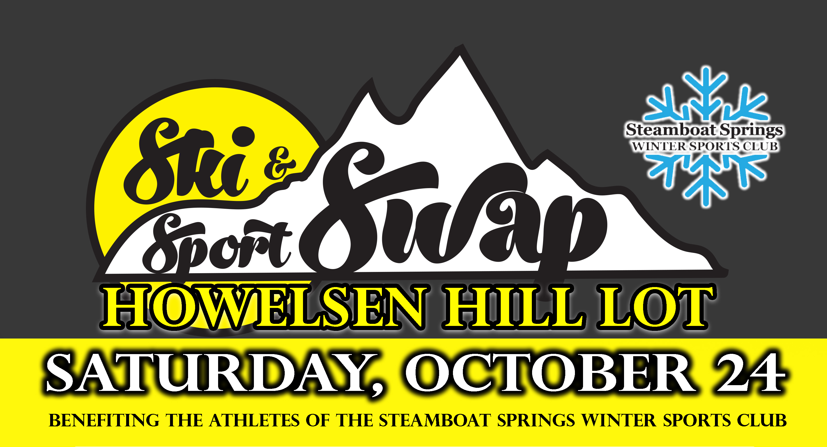 Sell or Buy at the Ski and Sport Swap!