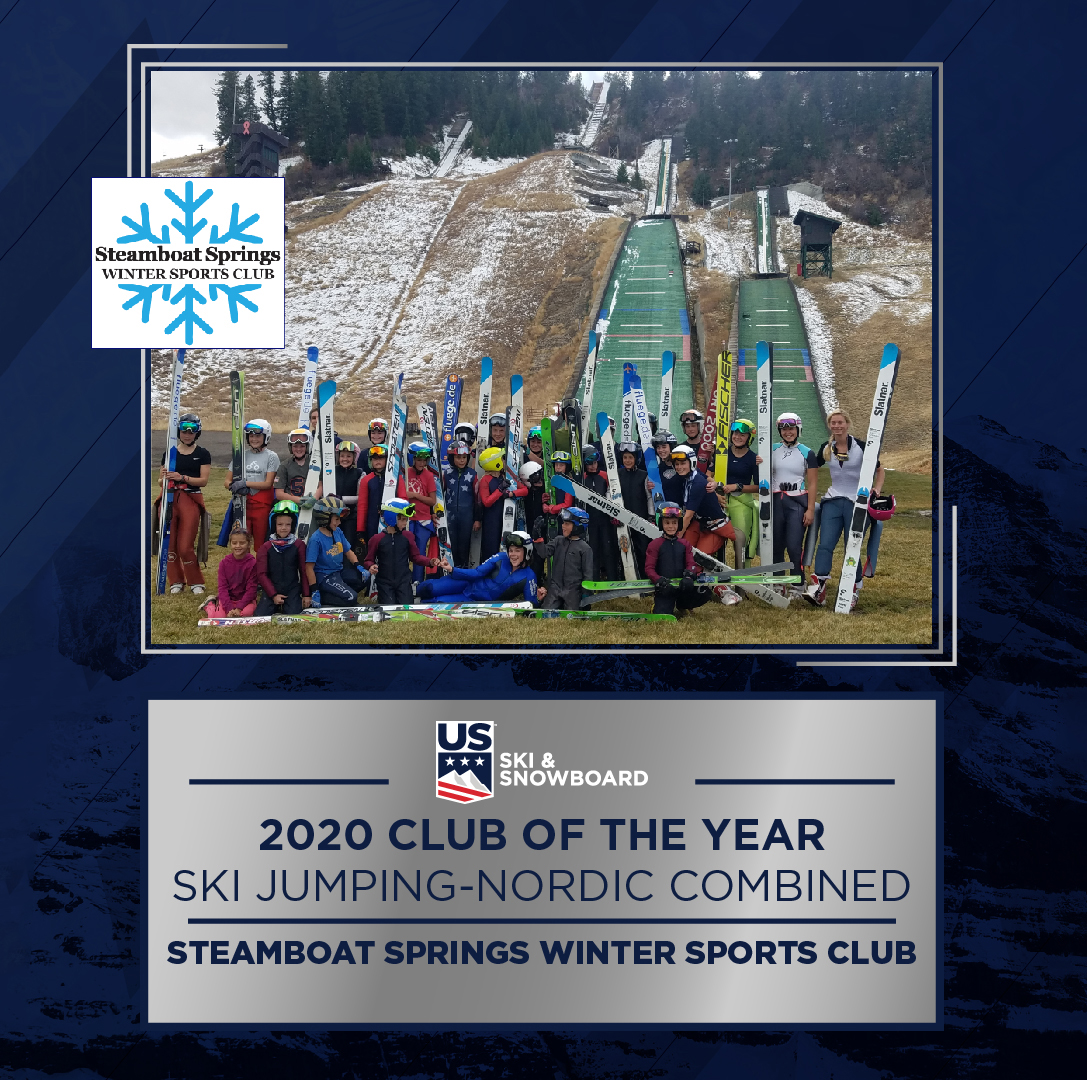 Nordic Combined/Ski Jumping Club of the Year