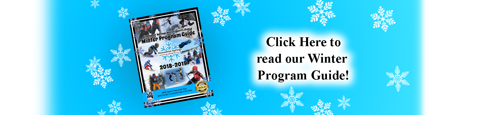 Winter Program guide